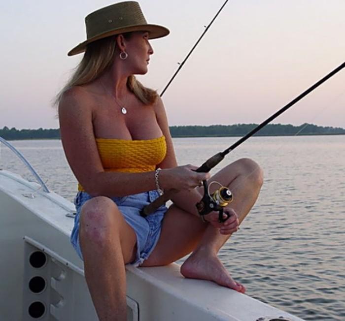 Рыбалка с сексом видео