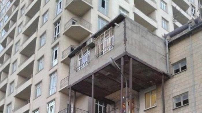 Вынос балкона разрешение и закон..