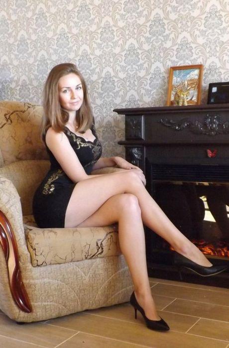русские женщины в колготках частное фото